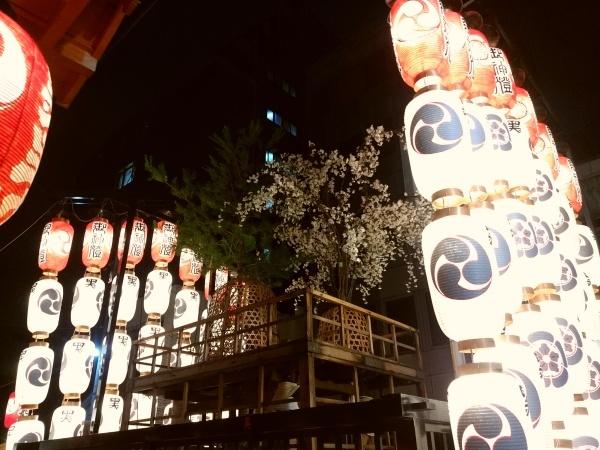 祇園さん 後祭 宵山能 (花月)_a0236300_11144516.jpg
