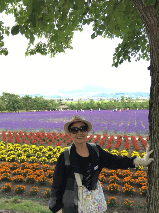 義理の母との北海道旅行 一日目_c0162404_10301750.jpg