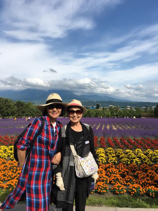義理の母との北海道旅行 一日目_c0162404_10302362.jpg