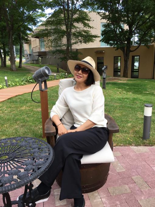 義理の母との北海道旅行 一日目_c0162404_10311314.jpg