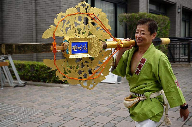 2019祇園祭後祭・大船鉾剣鉾差し上げ_f0032011_19593896.jpg