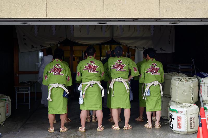 2019祇園祭後祭・大船鉾剣鉾差し上げ_f0032011_19593977.jpg