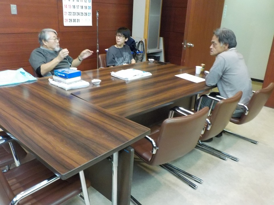 2019年7月23日(火) 合同学習会 運営会議_f0202120_08020394.jpg