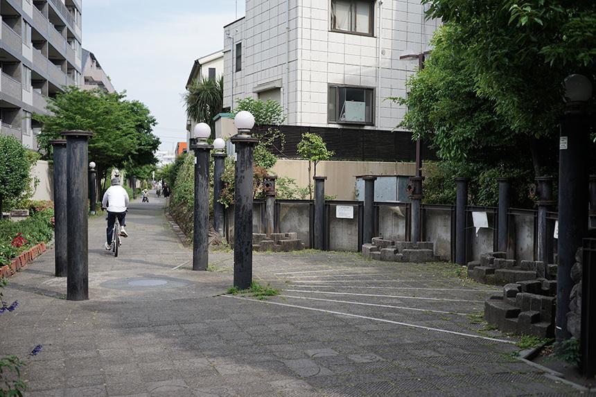 万能レンズで歩く蛇崩川 その-弐_b0058021_19574035.jpg