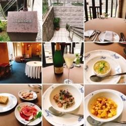 フランス料理 オノウエさん_a0059035_00463958.jpg
