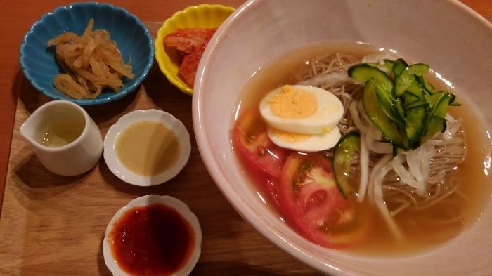 人形町に「一味」(イルミ)、韓国料理の有名店来たる_a0041150_15485281.jpg