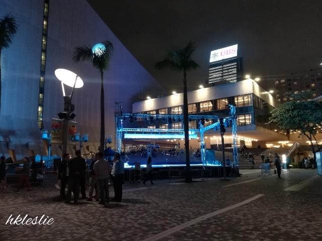 維多利亞港聖誕夜景の見納め_b0248150_07060220.jpg