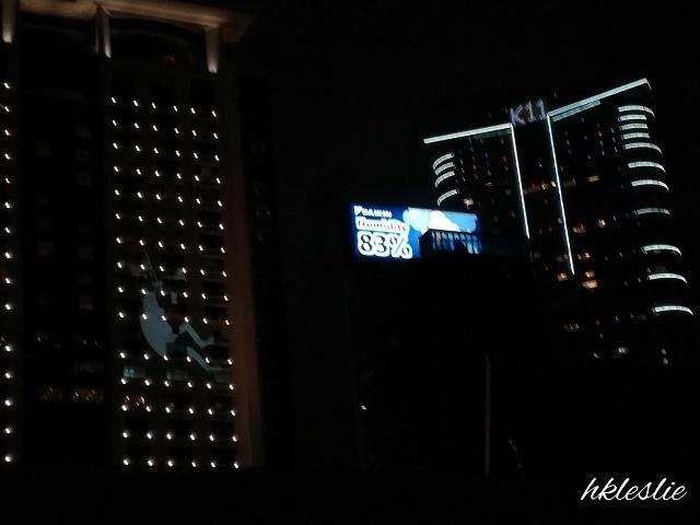 維多利亞港聖誕夜景の見納め_b0248150_07065271.jpg