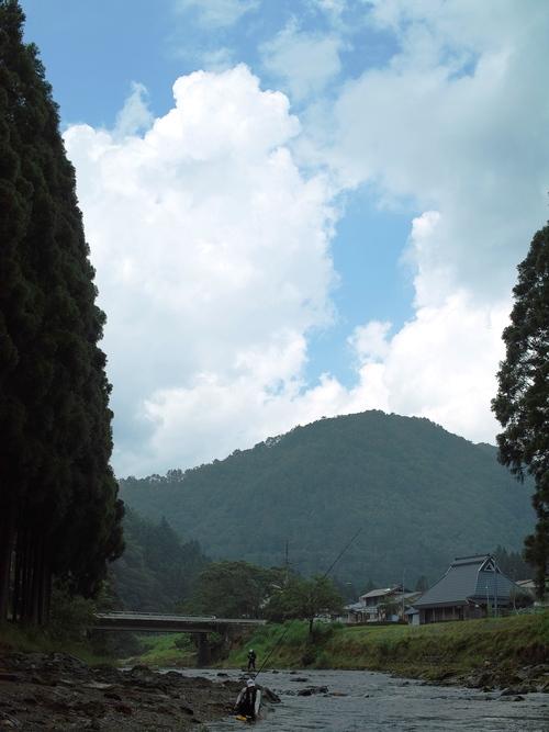 近畿も梅雨明け・・・入道雲_d0005250_19501411.jpg