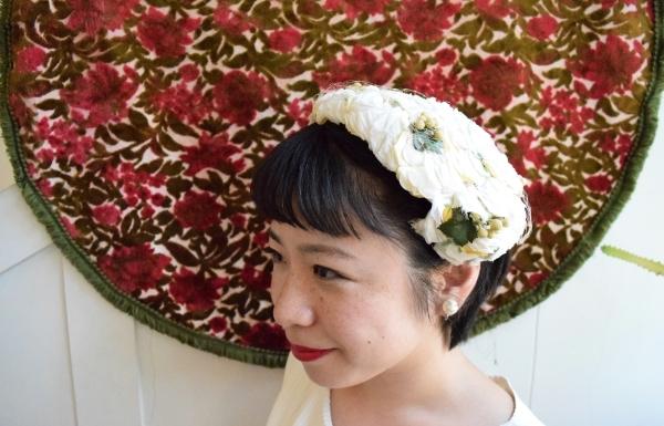 ♢♦︎ wedding headdress ♦︎♢_e0148852_17093347.jpg