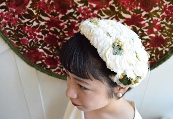 ♢♦︎ wedding headdress ♦︎♢_e0148852_17093686.jpg