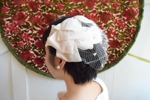 ♢♦︎ wedding headdress ♦︎♢_e0148852_17093913.jpg
