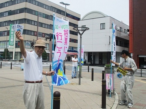 2019年参議院選挙 野党統一候補・梅村慎一さんを応援(4)_f0197754_00200286.jpg