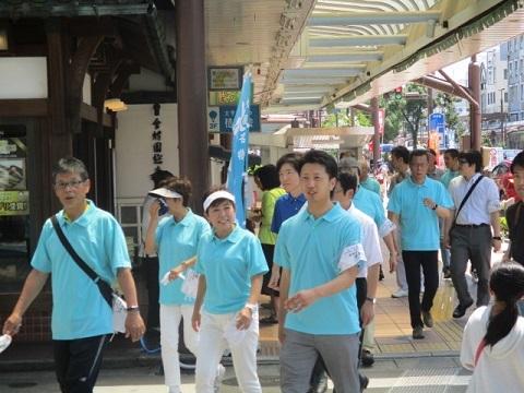 2019年参議院選挙 野党統一候補・梅村慎一さんを応援(4)_f0197754_00240260.jpg