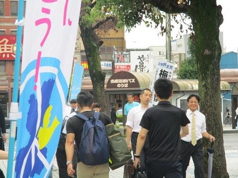 2019年参議院選挙 野党統一候補・梅村慎一さんを応援(4)_f0197754_00401553.jpg