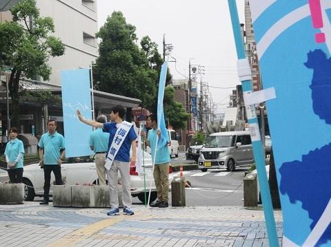 2019年参議院選挙 野党統一候補・梅村慎一さんを応援(4)_f0197754_00402389.jpg