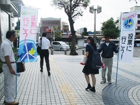 2019年参議院選挙 野党統一候補・梅村慎一さんを応援(4)_f0197754_00423312.jpg