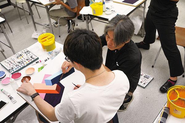 夏から始めるデザイン「初心者のための基礎コース」/デザイン・工芸科私大コース_f0227963_08494475.jpg