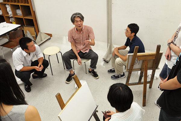 夏から始めるデザイン「初心者のための基礎コース」/デザイン・工芸科私大コース_f0227963_08495888.jpg