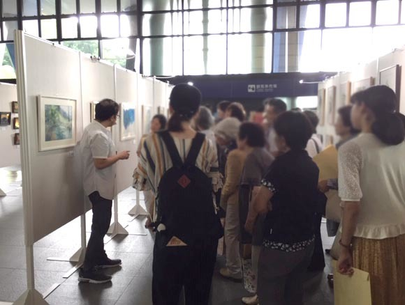 九州国立博物館 ワークショップ_f0176370_19023447.jpg