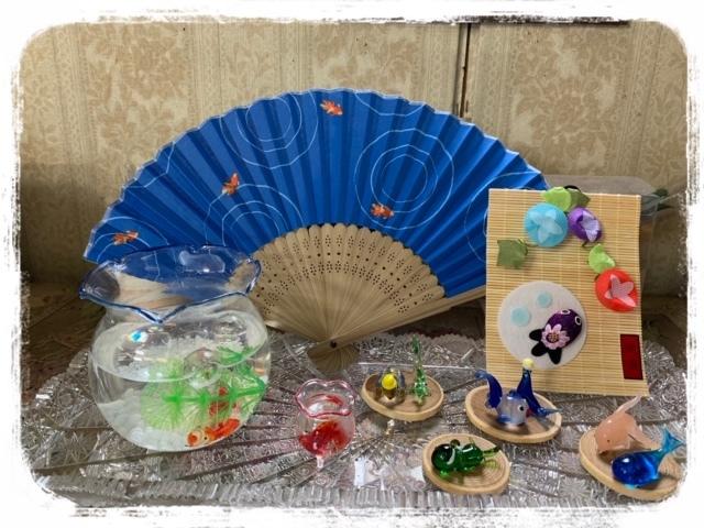 夏バージョン&今日の頑張り屋さん_e0040673_11243134.jpg