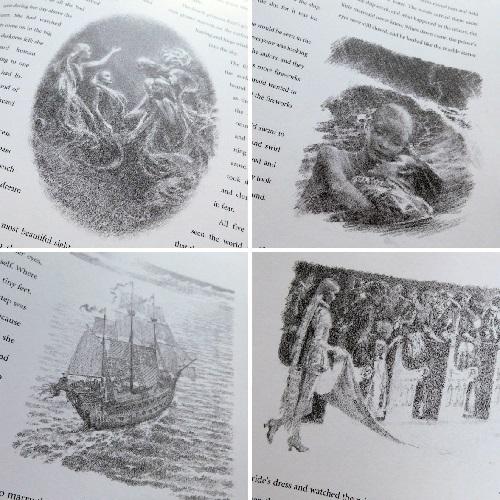 Book:Christian Birminghamのアンデルセン童話絵本_c0084183_11484559.jpg