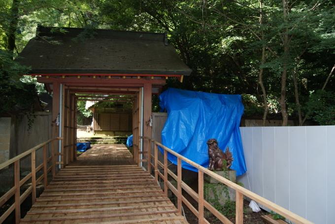 降り続いた雨での被害 R1.07.24_f0191383_14555427.jpg