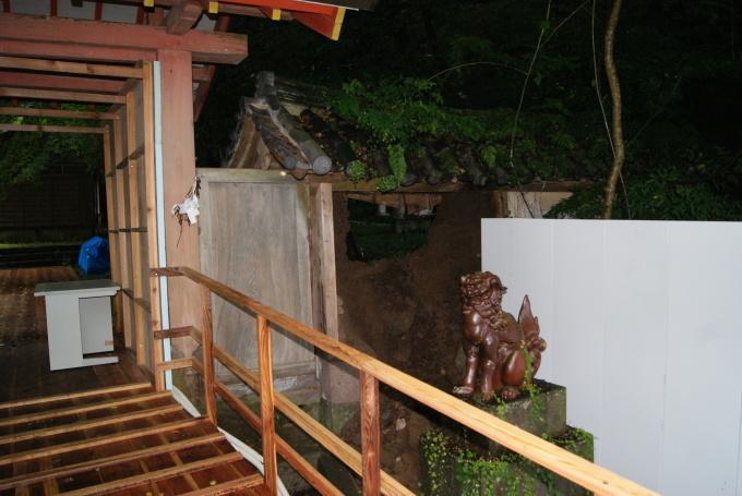 降り続いた雨での被害 R1.07.24_f0191383_14575551.jpg