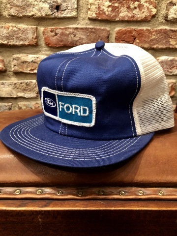 "1970-80s "" K-BRAND made in U.S.A \"" - FORD TRUCK - 6PANEL VINTAGE TRUCKER CAP ._d0172088_18253596.jpg"