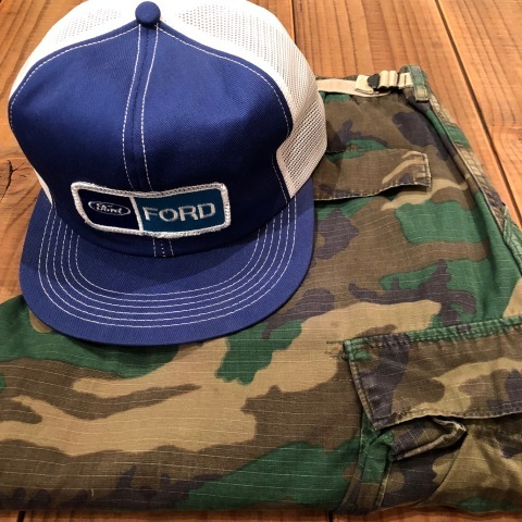 "1970-80s "" K-BRAND made in U.S.A \"" - FORD TRUCK - 6PANEL VINTAGE TRUCKER CAP ._d0172088_21391597.jpg"