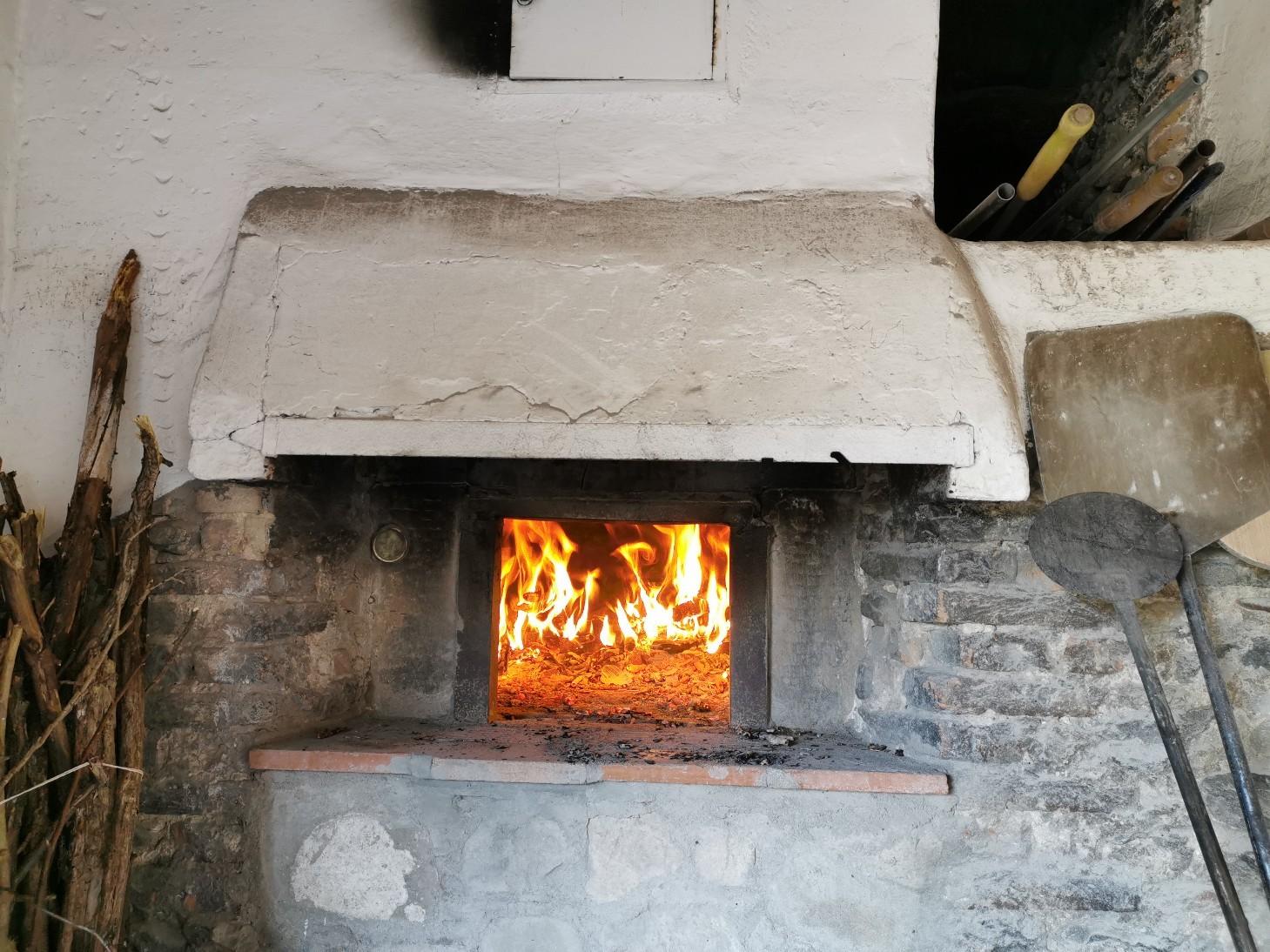 猛暑の中、石窯でパン焼き_f0106597_06380466.jpg