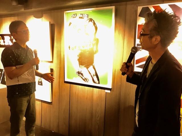 京都国際映画祭プレ。アート展@京都三条_a0050302_12160725.jpg