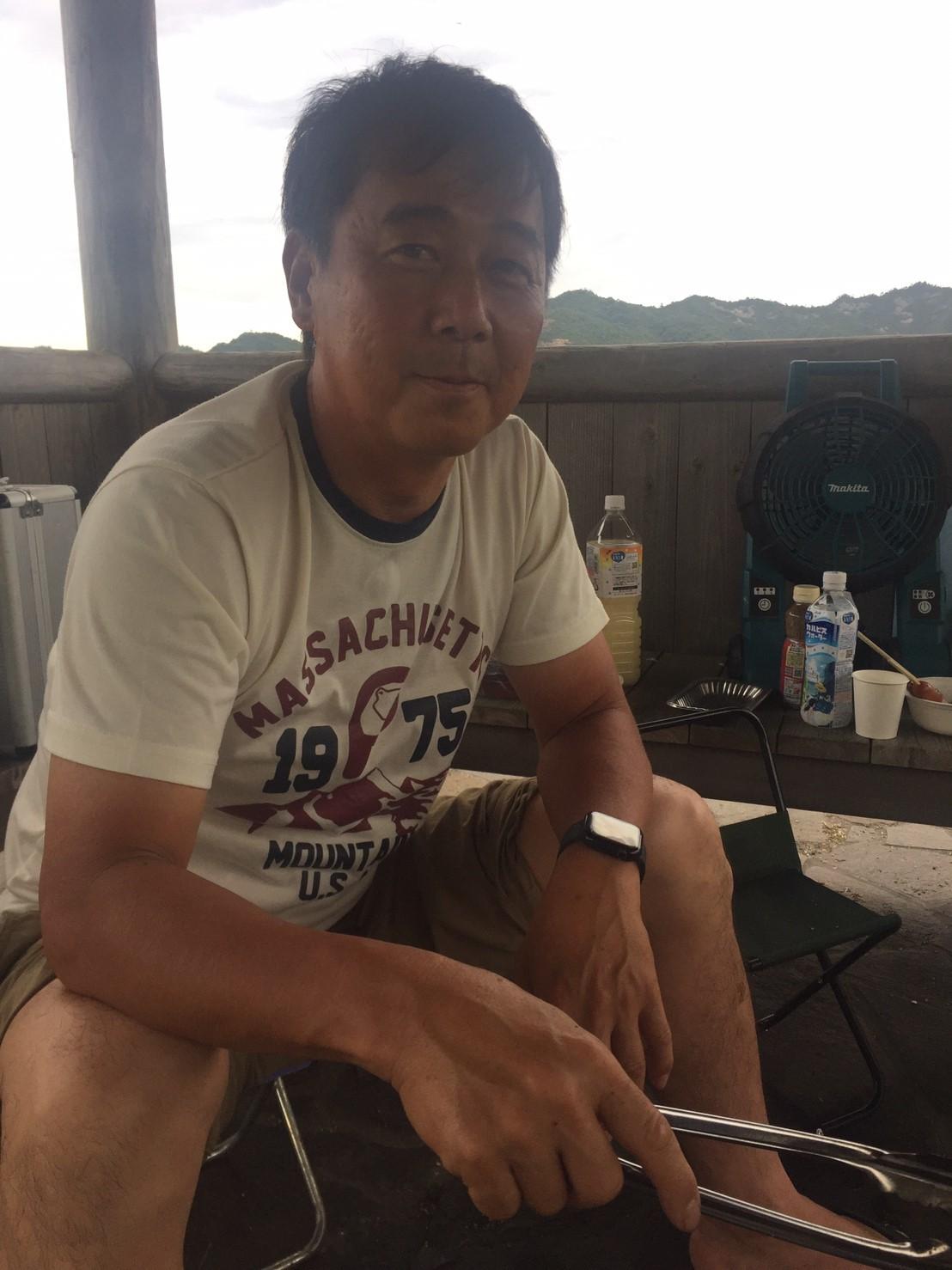 サーフィン部BBQ @大谷海岸_e0115904_10293792.jpg