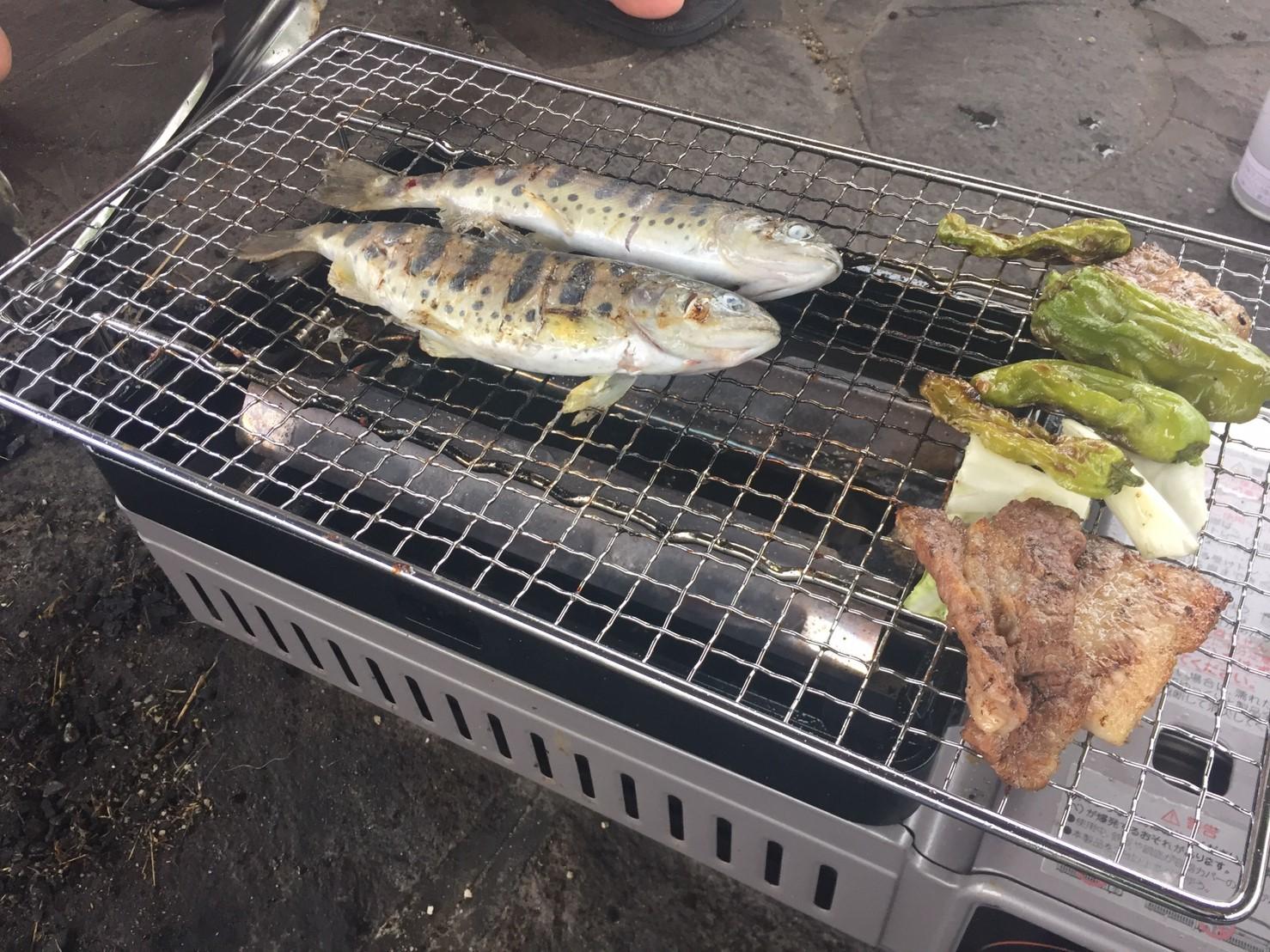 サーフィン部BBQ @大谷海岸_e0115904_10394836.jpg