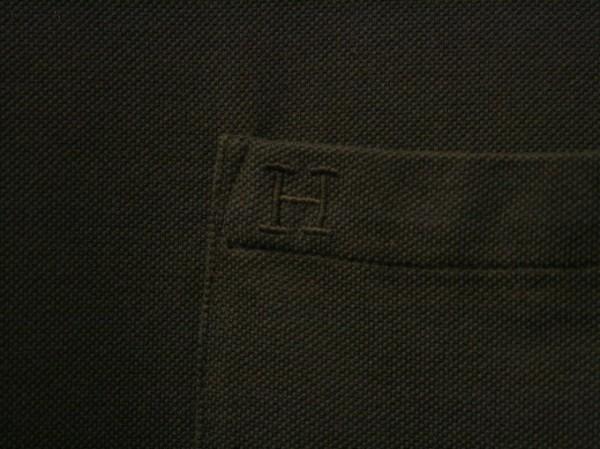 ちゃんとしたショップカード、作ります!! 入荷HERMES/エルメス リネンシャツ、ポケットTシャツ、Tシャツ_f0180307_01175186.jpg