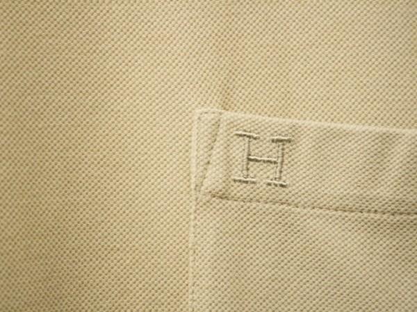 ちゃんとしたショップカード、作ります!! 入荷HERMES/エルメス リネンシャツ、ポケットTシャツ、Tシャツ_f0180307_01211505.jpg
