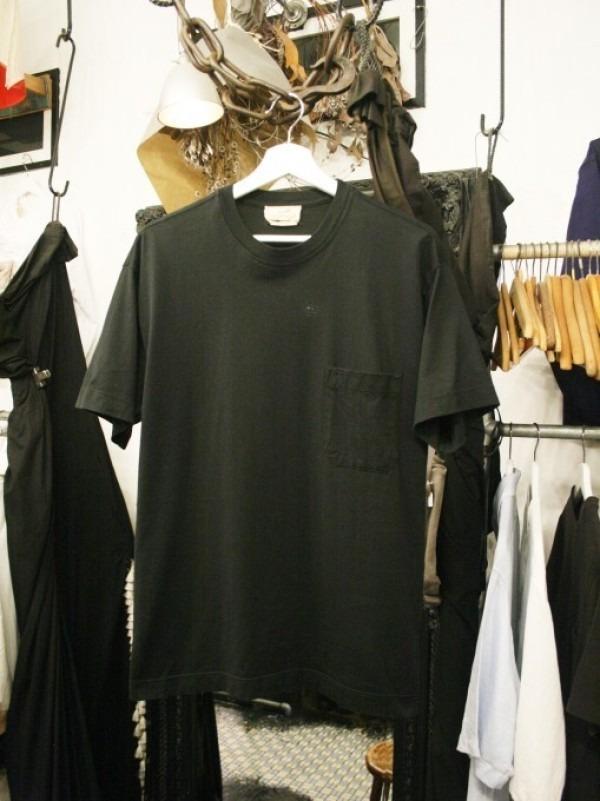 ちゃんとしたショップカード、作ります!! 入荷HERMES/エルメス リネンシャツ、ポケットTシャツ、Tシャツ_f0180307_01263403.jpg