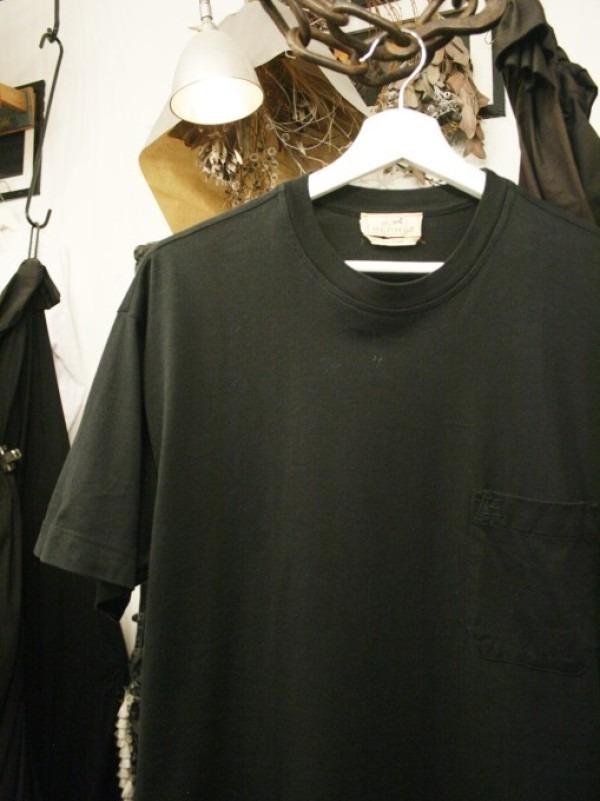 ちゃんとしたショップカード、作ります!! 入荷HERMES/エルメス リネンシャツ、ポケットTシャツ、Tシャツ_f0180307_01263591.jpg