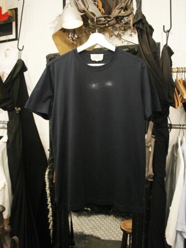 ちゃんとしたショップカード、作ります!! 入荷HERMES/エルメス リネンシャツ、ポケットTシャツ、Tシャツ_f0180307_01290979.jpg