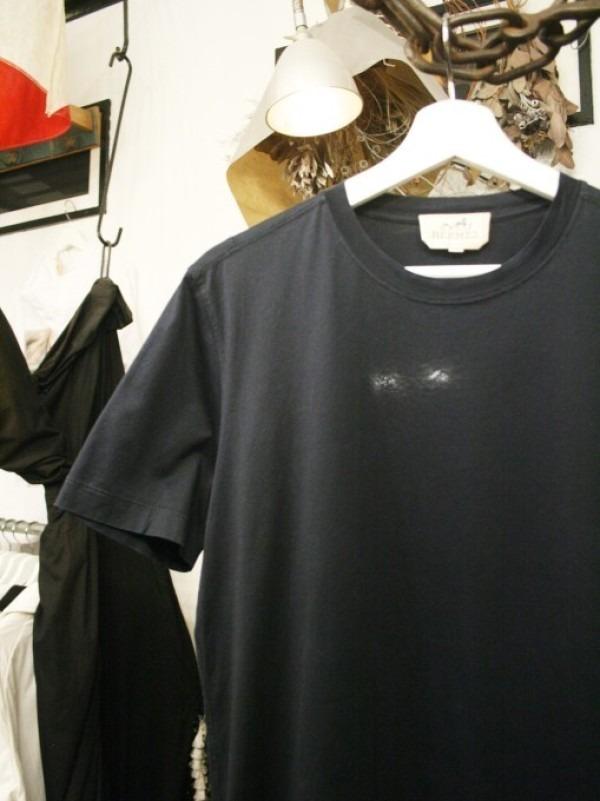 ちゃんとしたショップカード、作ります!! 入荷HERMES/エルメス リネンシャツ、ポケットTシャツ、Tシャツ_f0180307_01290990.jpg