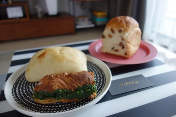 ル・ルソールのパン&ユヌクレさんのパン_e0230011_16372307.jpg