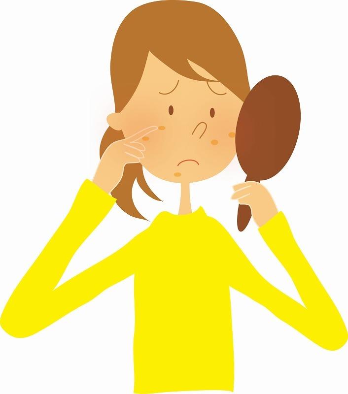 酷いニキビや粉瘤や吹き出物には、当店の漢方薬が良く効くね。_f0135114_14192112.jpg