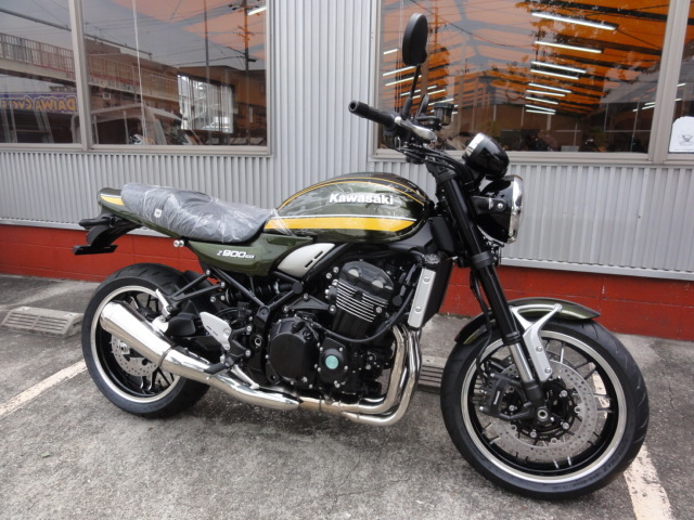 Z900RS & CAFE & モンキー125_a0169121_15223968.jpg