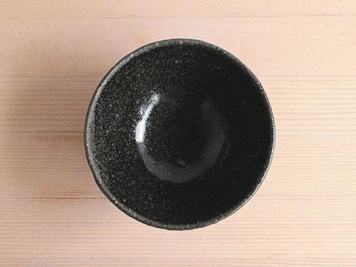 長谷川奈津さんの黒いうつわ。_a0026127_15190365.jpg