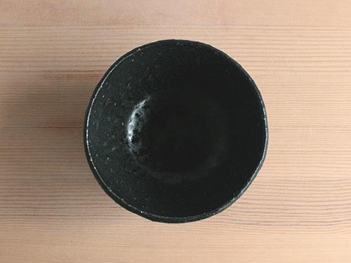 長谷川奈津さんの黒いうつわ。_a0026127_15201877.jpg