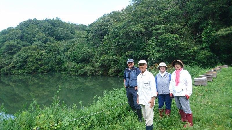 町の観光拠点へ〜森の魅力を高める〜_c0239329_06431239.jpg
