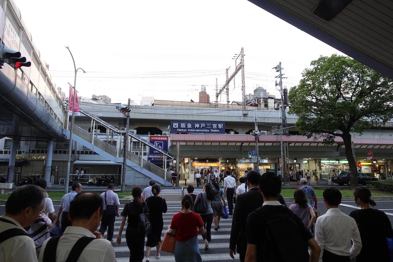 JANOG44@神戸出張 2日目。天孫降臨でラーメン食べて神戸ポートタワーに登る!_b0024832_23034098.jpg