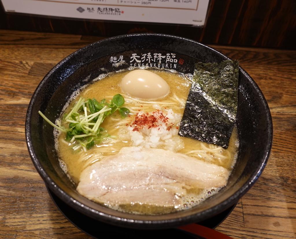 JANOG44@神戸出張 2日目。天孫降臨でラーメン食べて神戸ポートタワーに登る!_b0024832_23054982.jpg