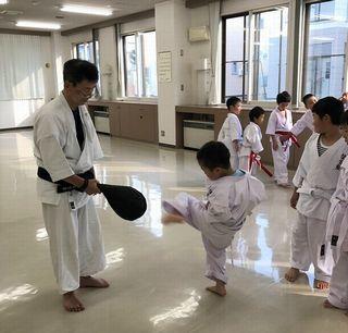 前田教室 手稲教室 夏期昇段級審査会_c0118332_22040769.jpg