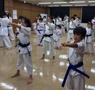 前田教室 手稲教室 夏期昇段級審査会_c0118332_22041455.jpg